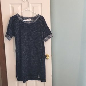Madewell knit dress with pockets